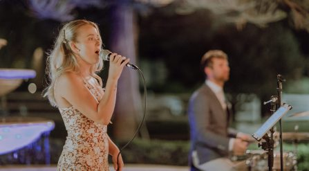 Eclipse Acoustic Trio at swan valley wedding
